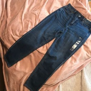 NWT American Eagle Mom Jeans sz10 long High rise